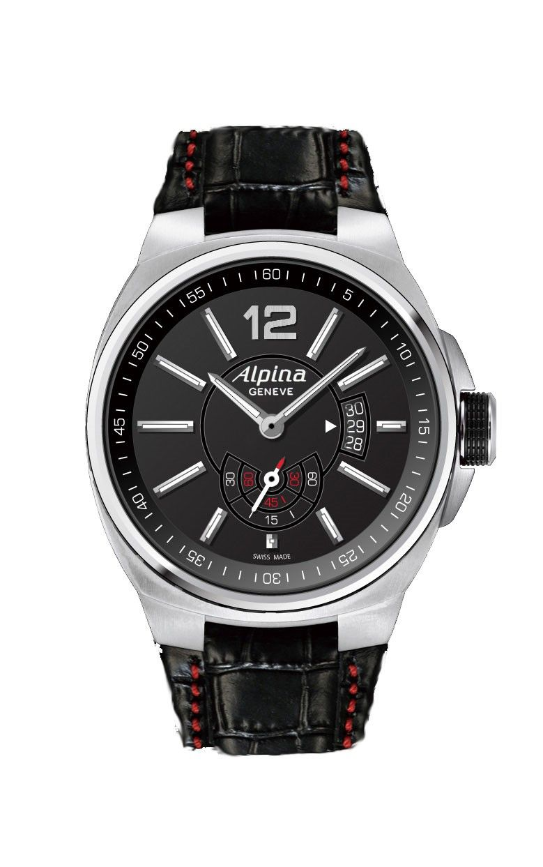 Alpina Geneve Affordable Luxury Diving Adventure Sports And Motor Racing Watches From Switzerland With A Real S Alpina Watches Chrono Watches Luxury Watches