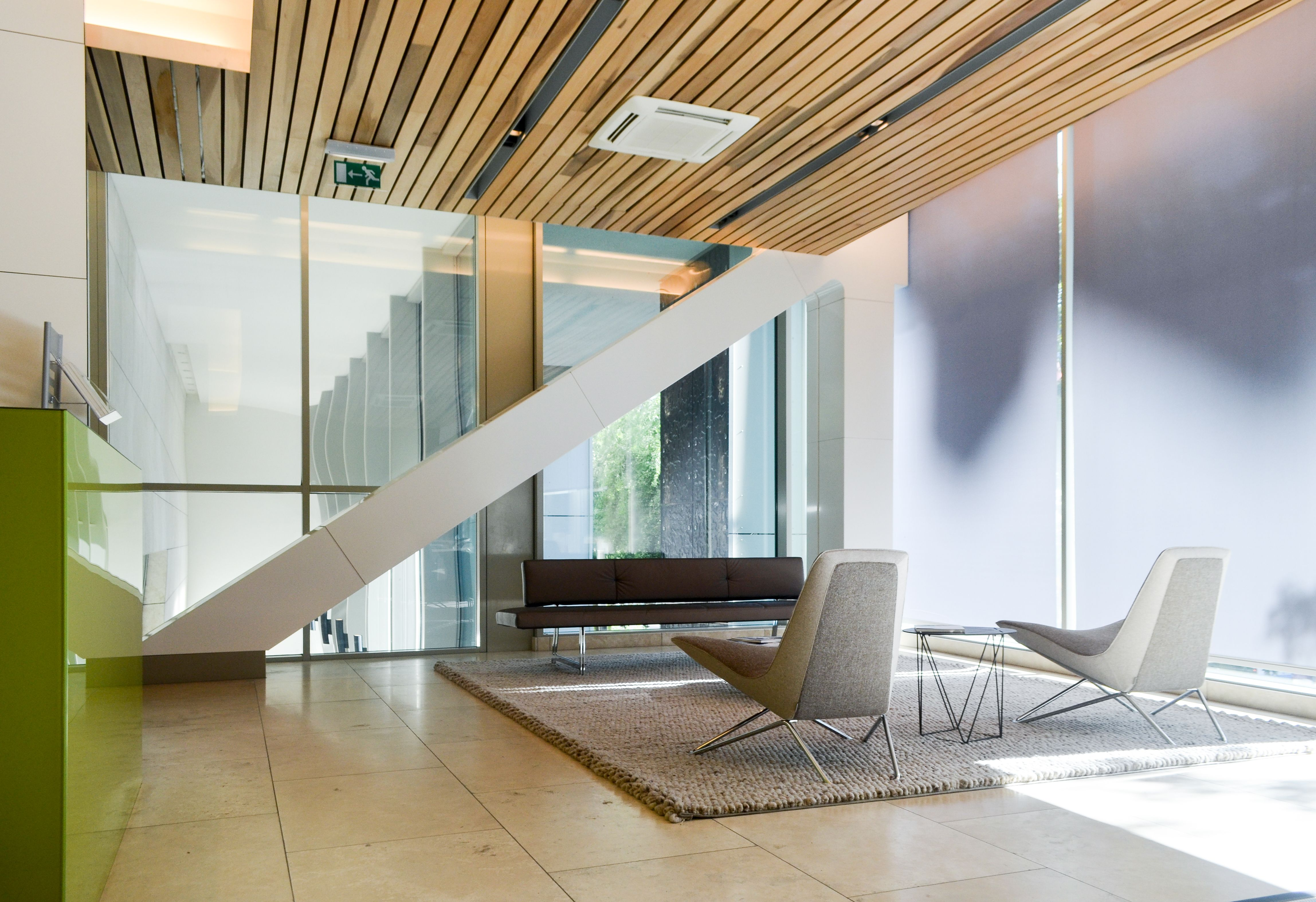 Office workspaces design interior and architecture ...