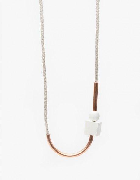 Maslo Jewelry / Chock A Block In Copper