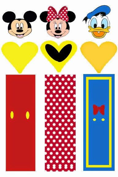 Disney Characters: Free Printable Original Nuggets Wrappers ...