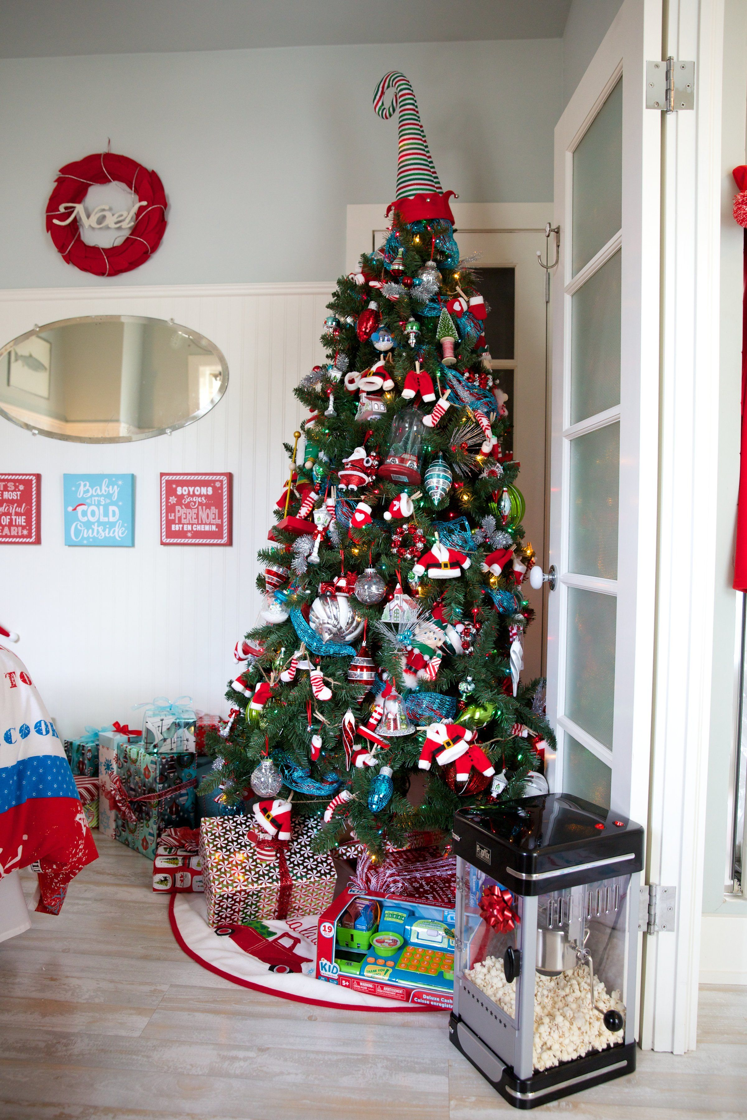 Trim your tree in vintageinspired Christmas ornaments