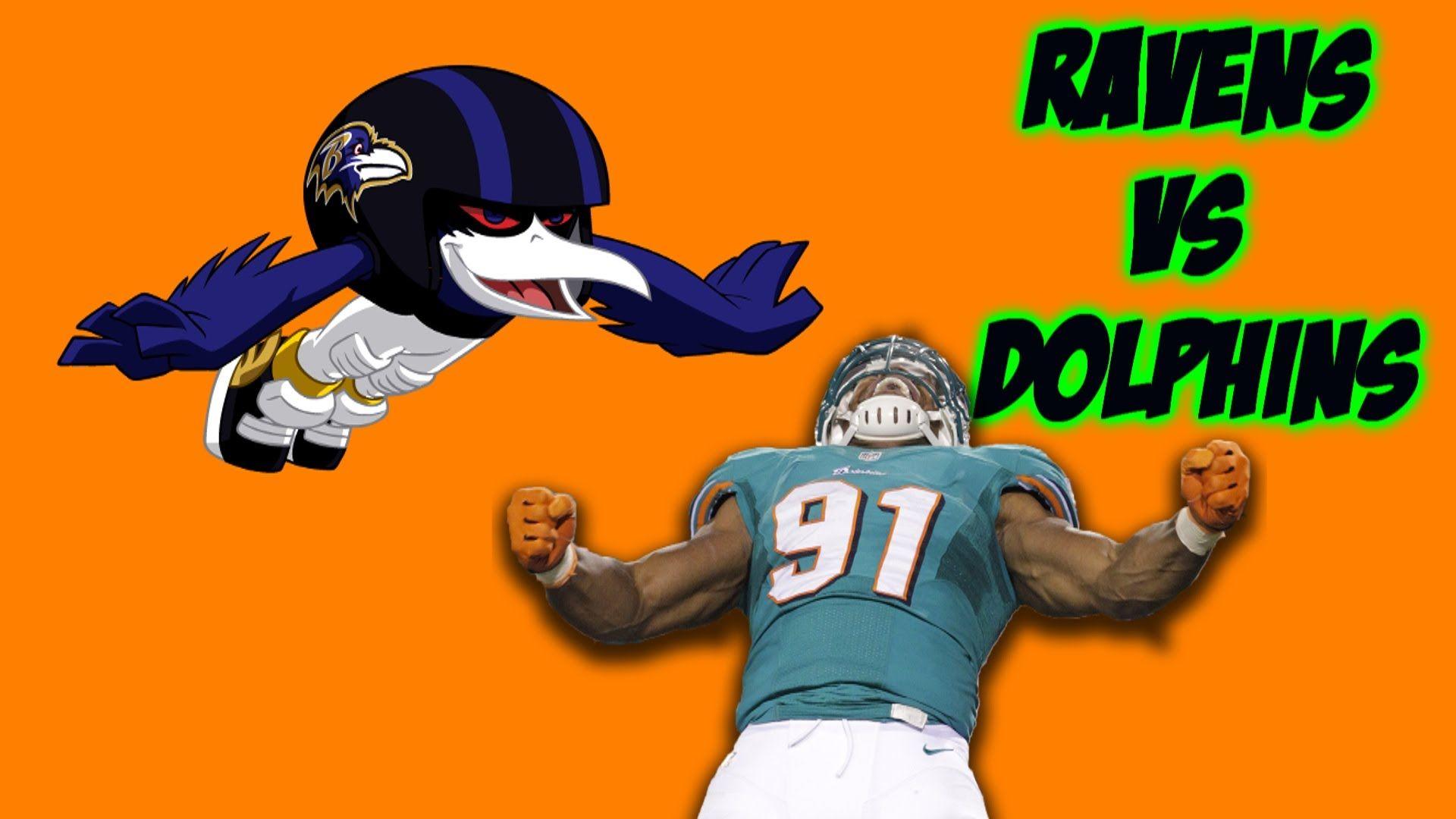 Madden 15 Ranked Match, Ravens VS. Dolphins, Unstoppable