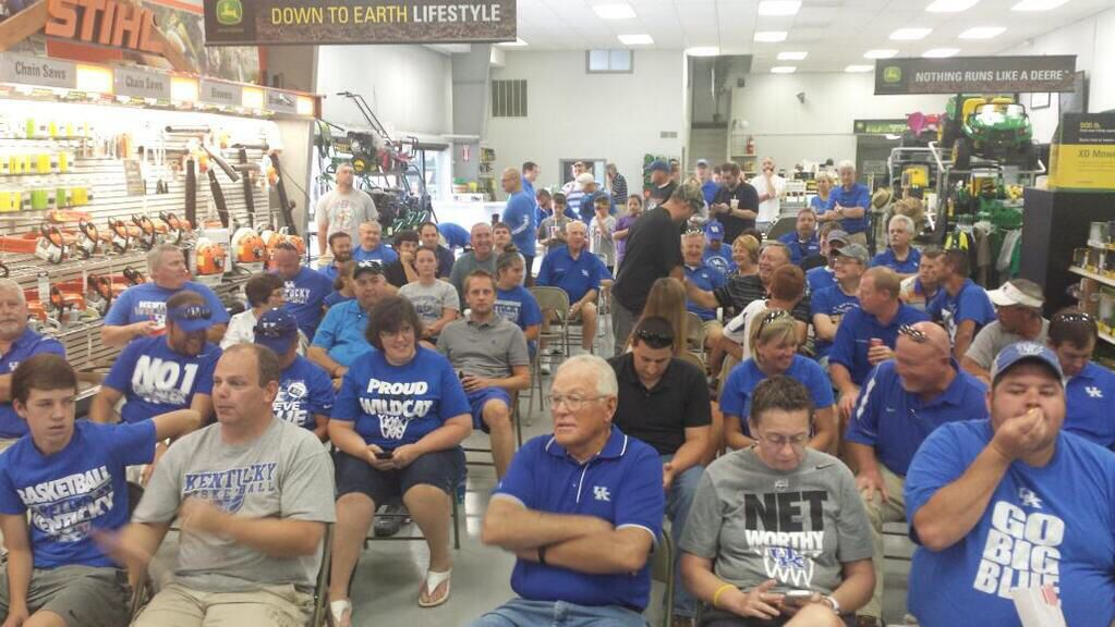 Stop 10 of the KSR Tour took us to Bowling Green, KY at