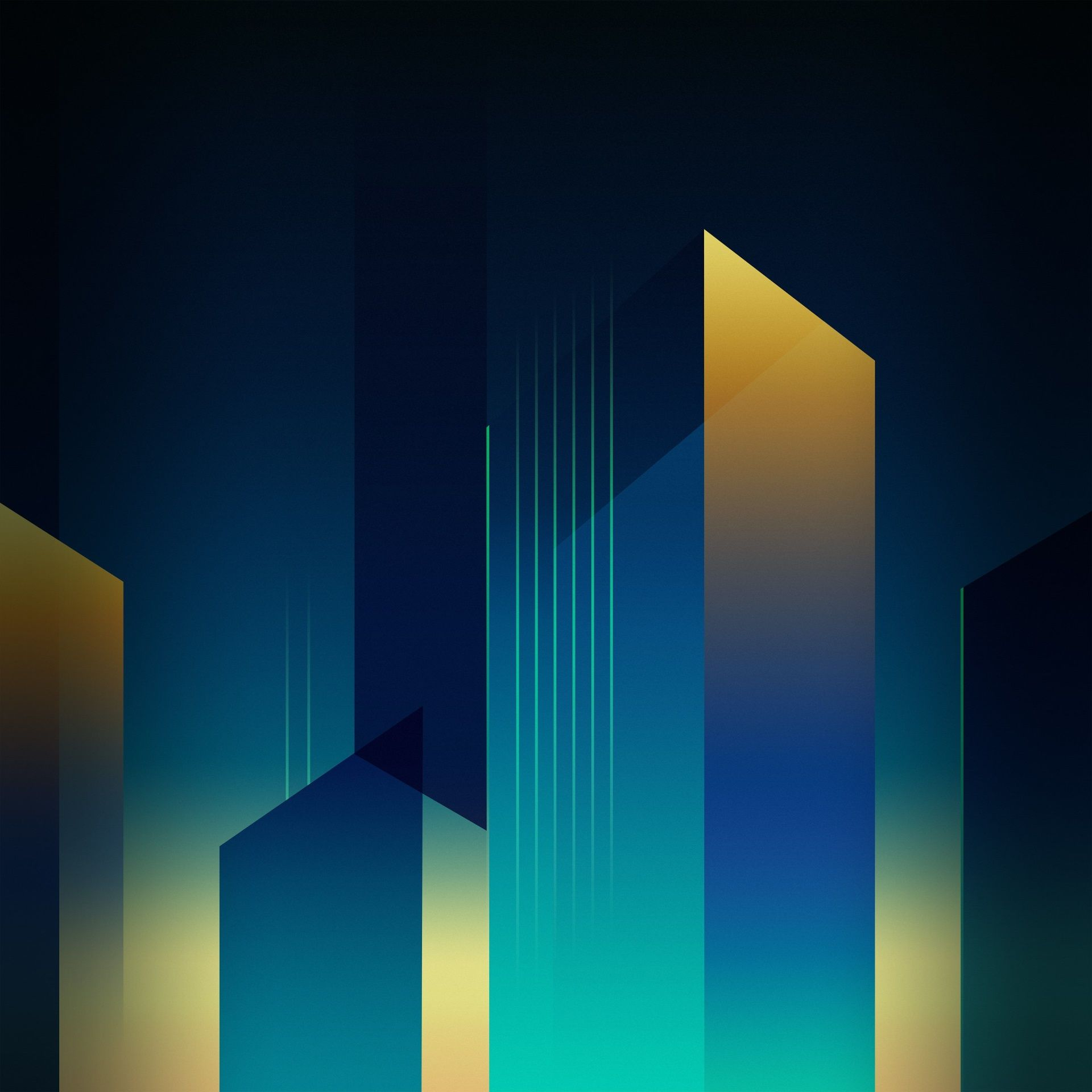 1920x1920 geometric wallpaper hd top