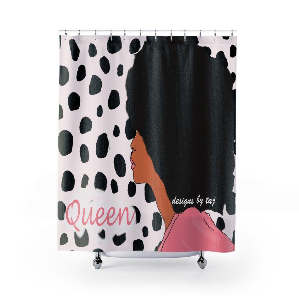 Leopard Diva Queen Shower Curtain Curtains Teenage Girl Bedroom