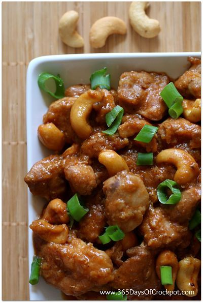 Slow cooker cashew chicken recipe cashew chicken cooker and k 9 slow cooker cashew chicken recipe by the recipe creator forumfinder Choice Image