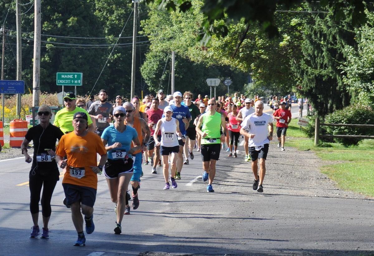 Sept. 20, 2015 I Run For... Half Marathon Maine, N.Y