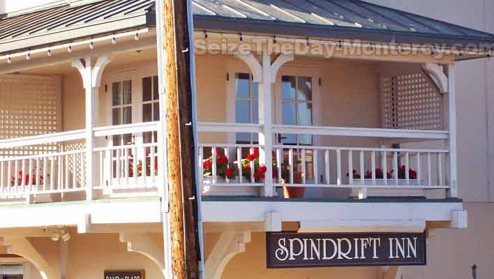 The Spindrift Inn On Cannery Row Is Just A Quick Walk To Monterey Bay Aquarium