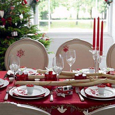 Trucos para decorar la mesa de Noche Buena en minutos! #Navidad #Christmas #Xmas #Table
