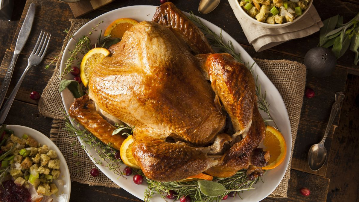 Go Ahead and Sprinkle MSG on Your Turkey Roasted turkey