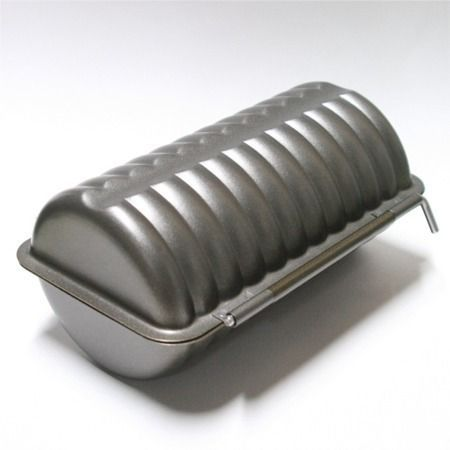 Round Bread Loaf Pan Bread Tin Tube Pan Made In Japan With