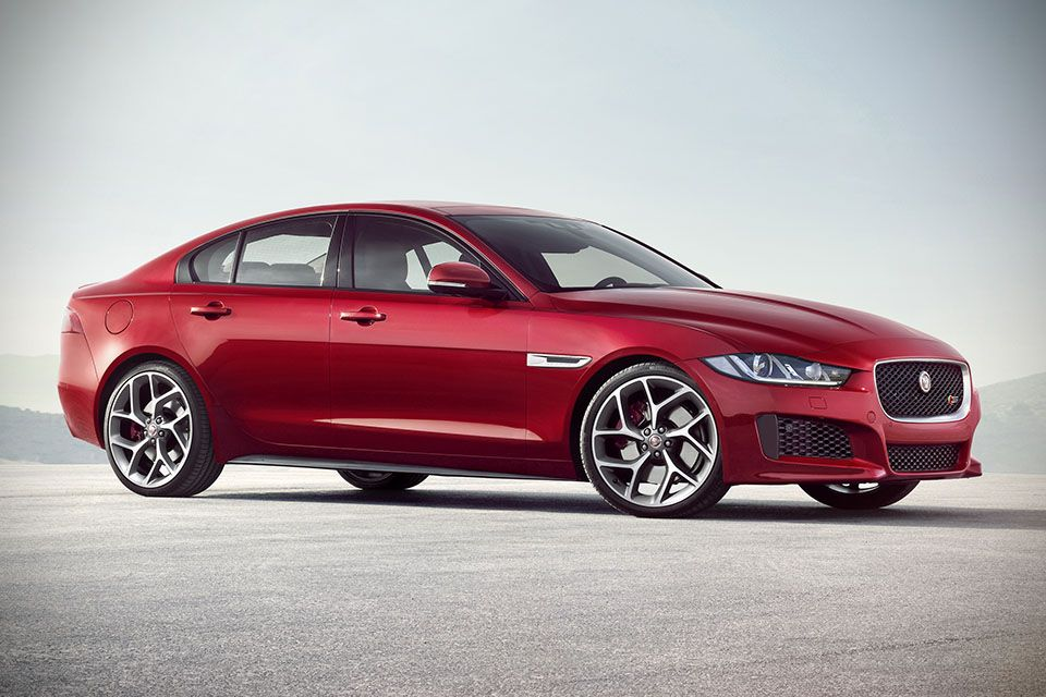 Jaguar XE S Performance Sedan