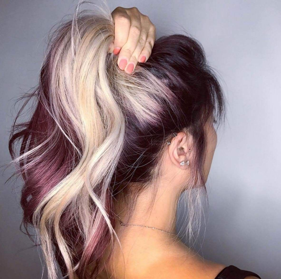 Pin by Alyssa McMahon on Hair and beauty in Pinterest Hair