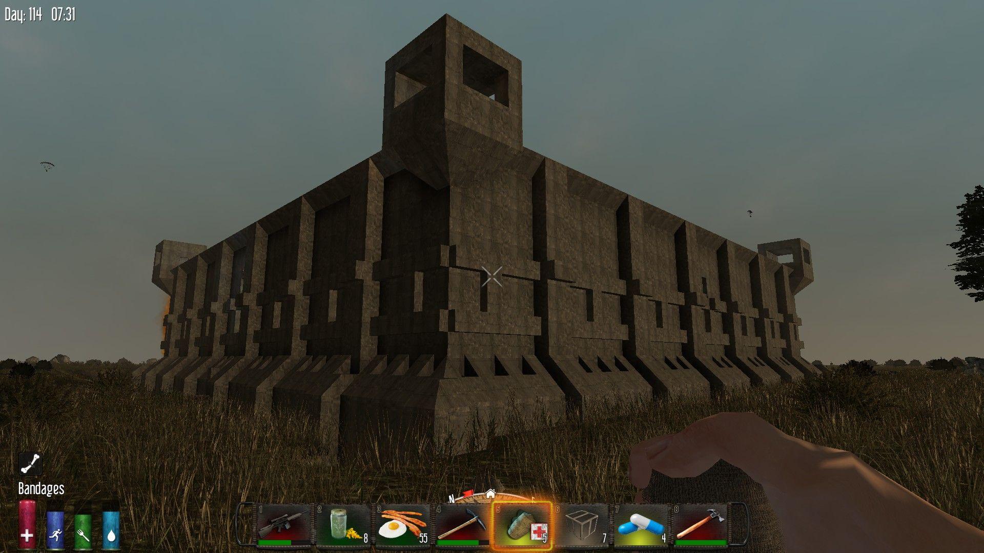 Build Prefab  Days To Die