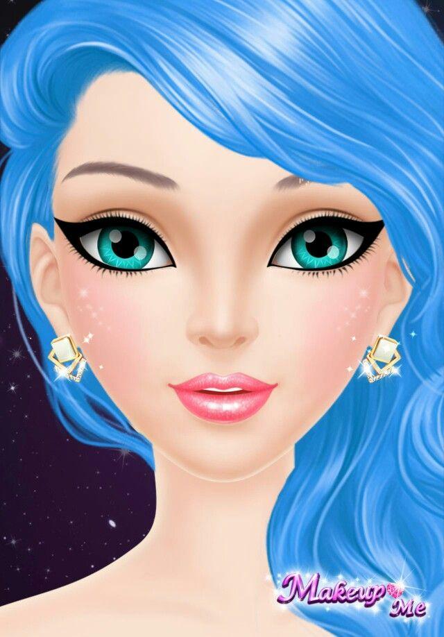 Dressed Up Makeup