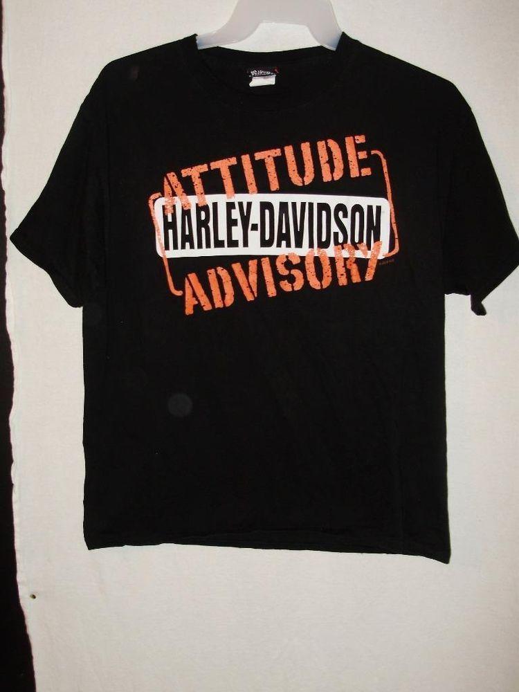 a65ebcd6 Harley Davidson-Size Large-Black tee-Hillbilly Harley-Gatlinburg TN-Free  Ship #HarleyDavidson #GraphicTee
