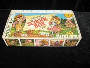 Vintage Wolfgang Candy School Box @ Vintage Touch - SOLD