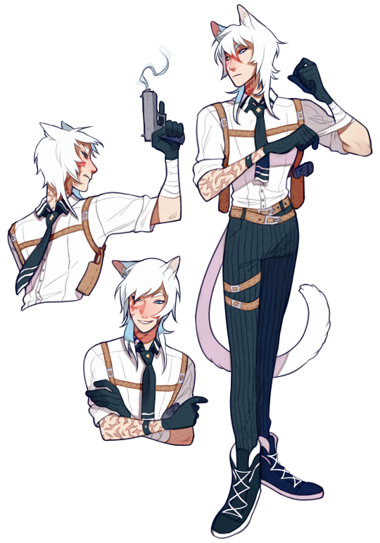 commission lilimuth Character design, Character