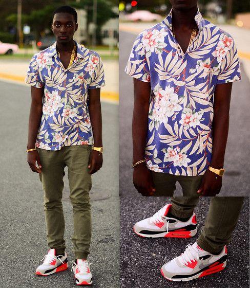 nike air max 90 outfit men
