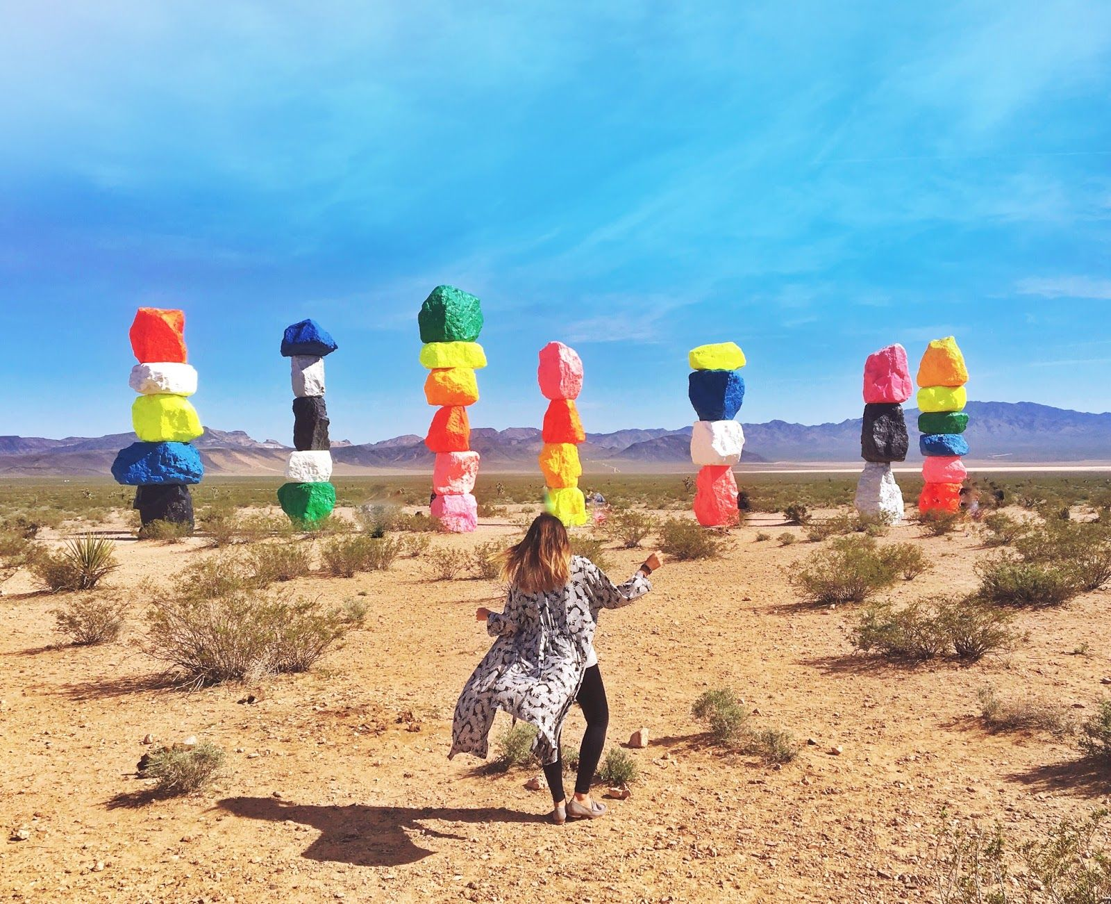 Los Angeles to Zion Road Trip - 3 Beautiful Stops We Recommend