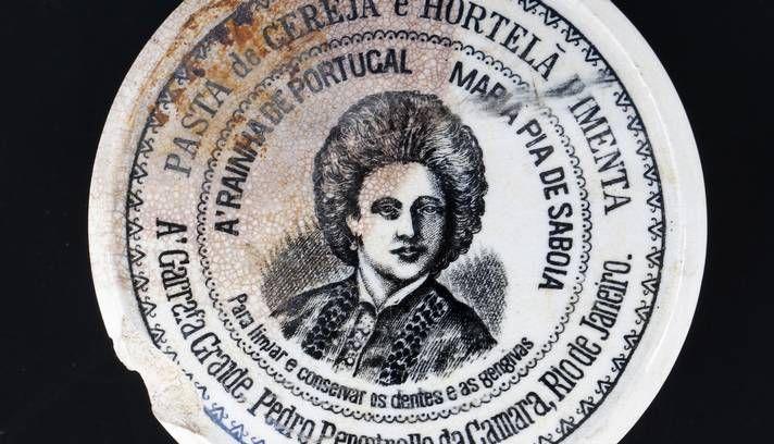 Objeto da Família Imperial brasileira.
