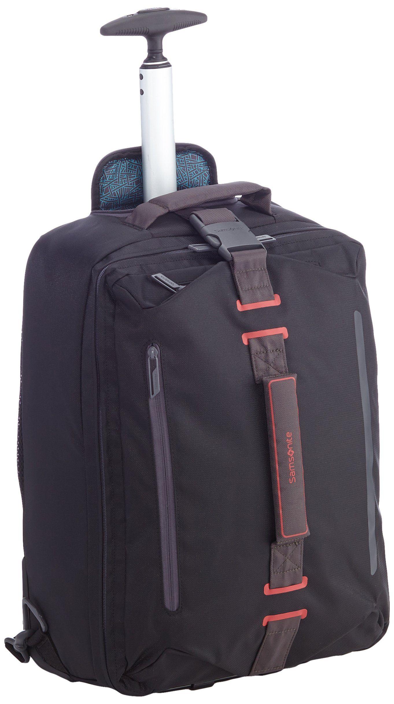 1a82c2833f2 Samsonite Explorall /Wh. Laptop-Rucksack, 50cm, 25 L, Black/Red ...