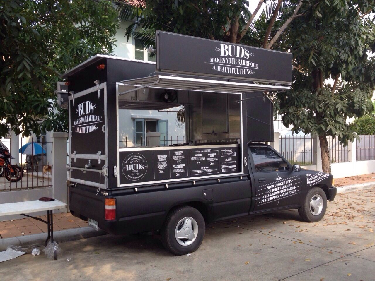 Alchemy Coffee Food Truck Bangkok 39s Food Truck Scene Shows No Sign Of Letting Up
