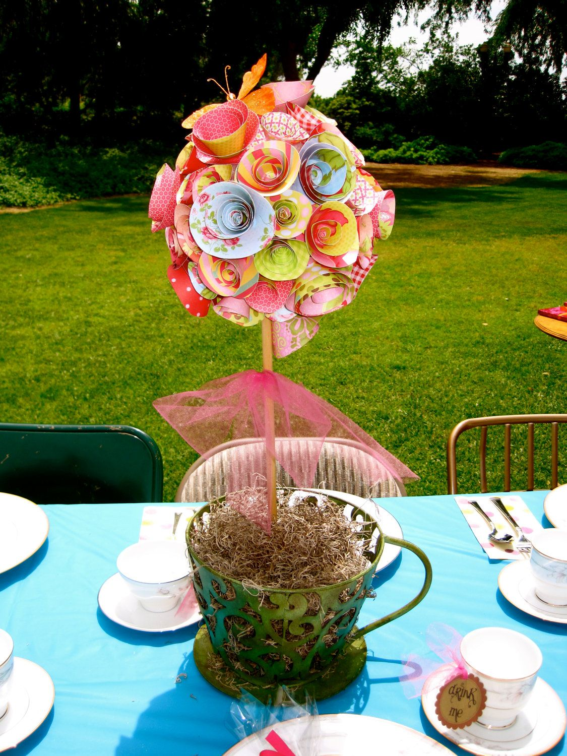 Alice In Wonderland Home Decorations Whimsical Colorful