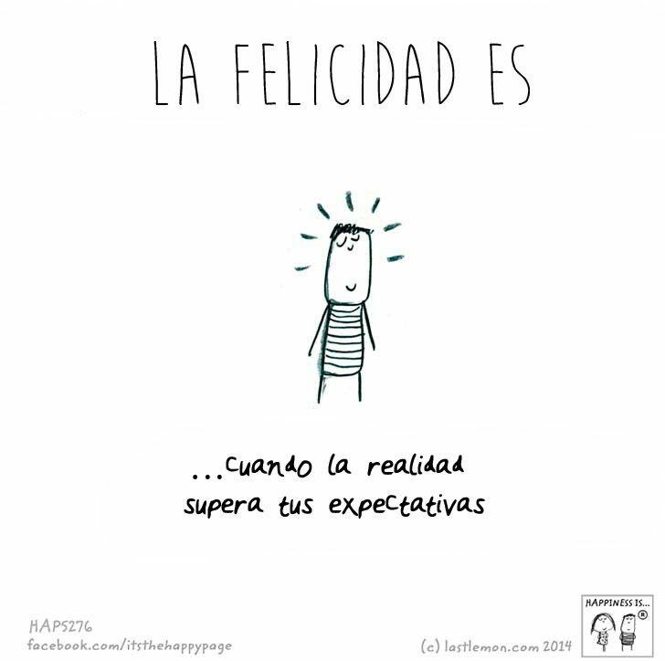 20 ilustraciones sobre lo que significa la felicidad para