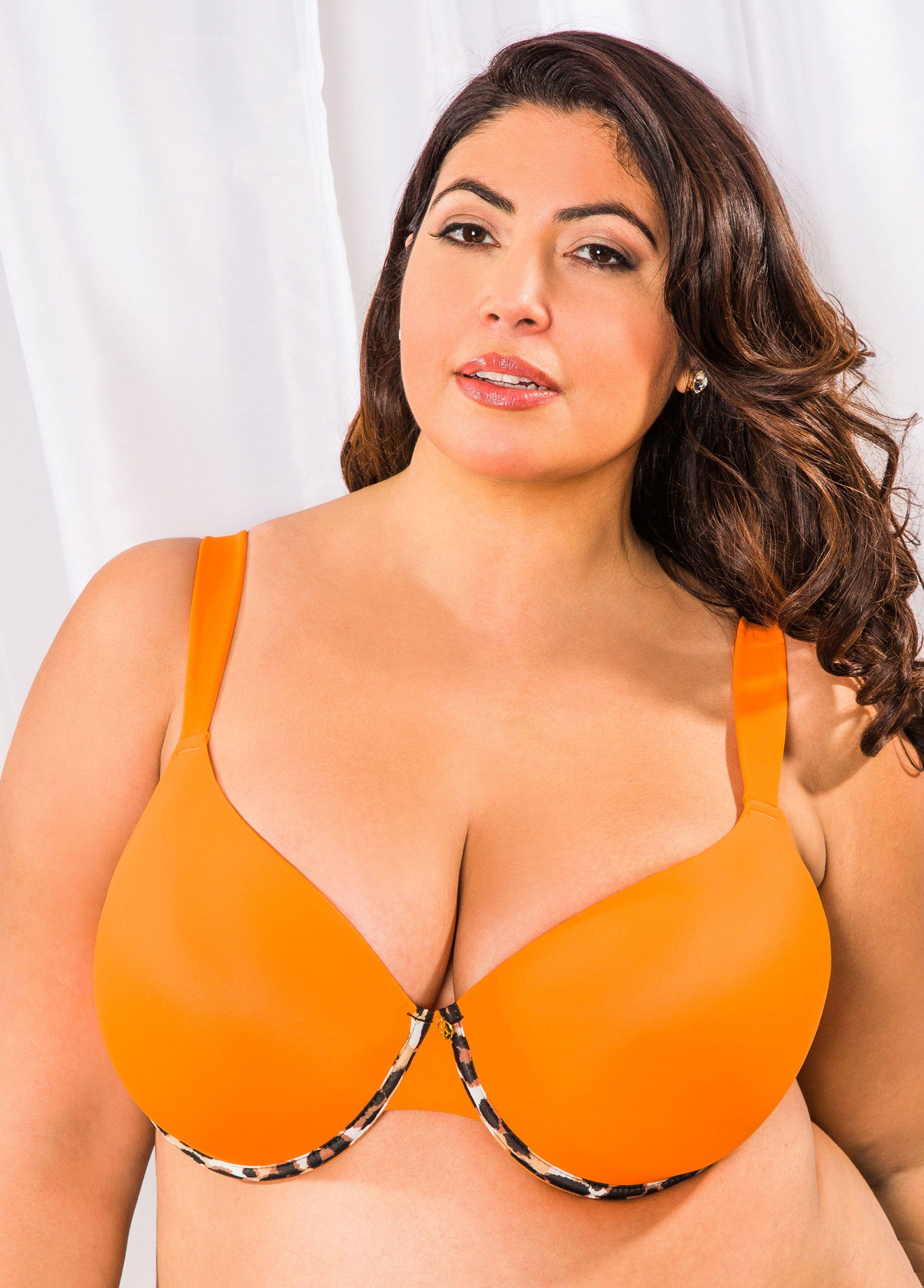 434a8403a2b T-Shirt Bra - Ashley Stewart Plus Size Bra