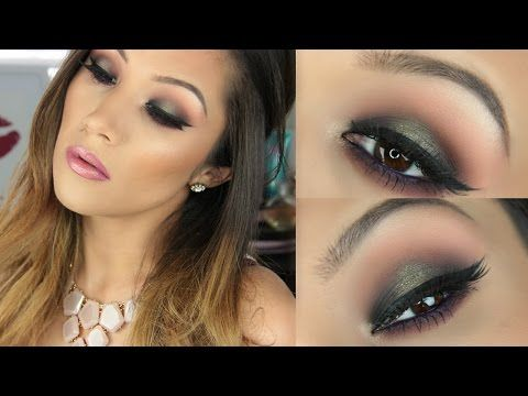 NEW Too Faced Sweet Peach Palette Makeup Tutorial - YouTube