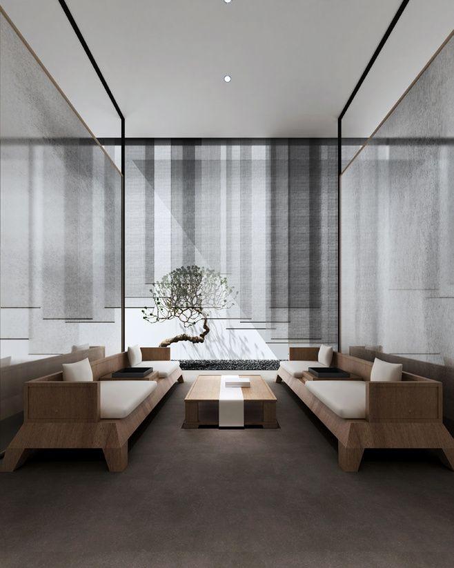 einrichtung mit minimalistisch asiatischem design | masion.notivity.co
