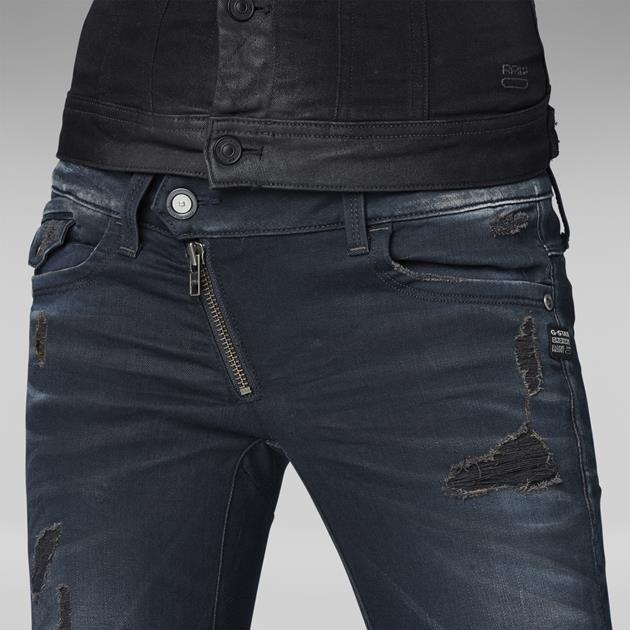 3f281a1ecb7 Lynn Zip Skinny Jeans
