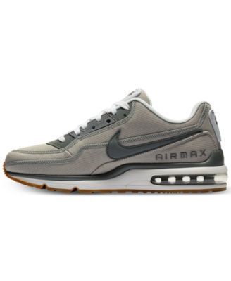 pick up a6fb9 a7781 Nike Men s Air Max Ltd 3 Txt Running Sneakers from Finish Line - Black 11.5
