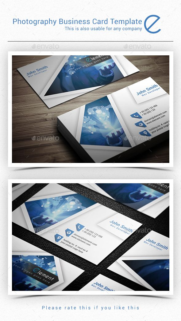 Photography business card template photography business cards photography business card template reheart Gallery
