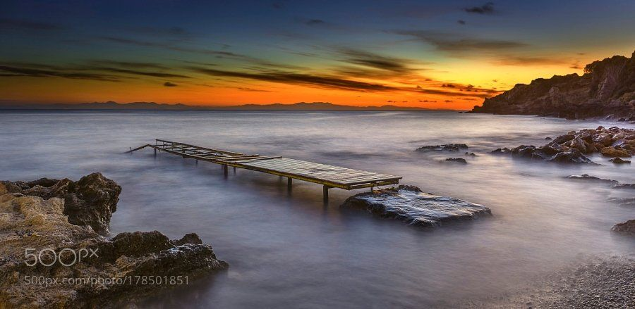 #photography The Pier by laoudikos https://t.co/SjCneIOQNi #followme #photography