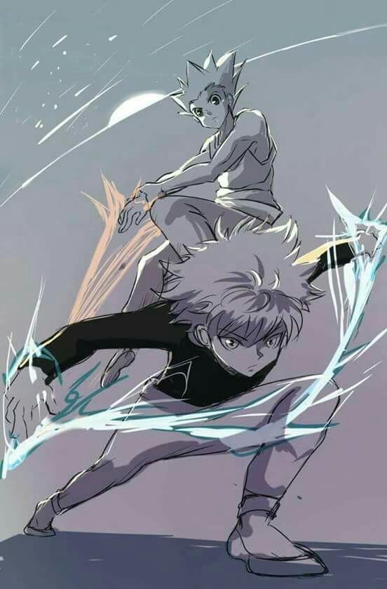 Pin By Justine Vher Hernandez On Anime Hunter Anime Hunter X Hunter Anime