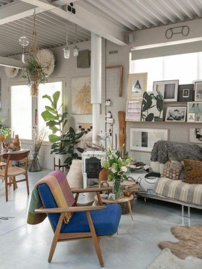 Wohnungseinrichtung voller Harmonie... Haus deko, Haus