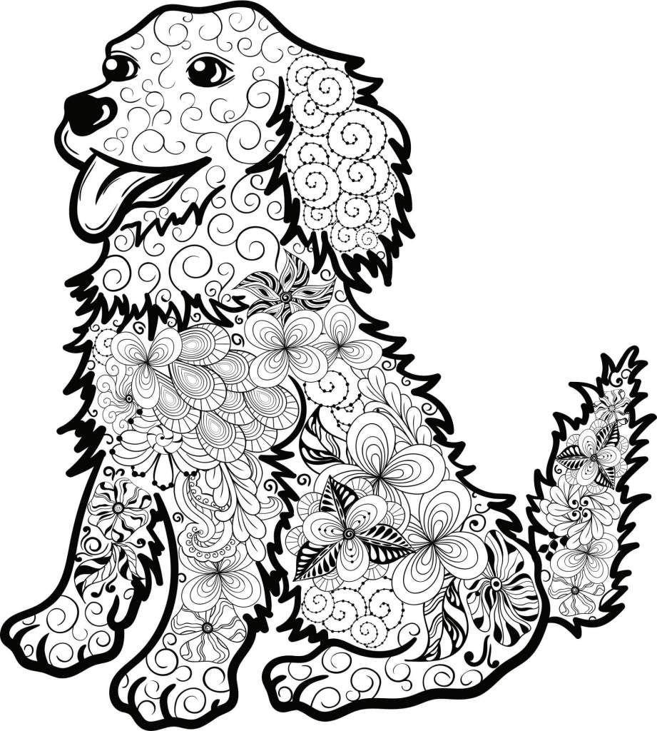 Ausmalbilder Tiere Mandala Zum Ausdrucken Mandala Tiere Ausmalbilder Hunde Ausmalbilder Tiere