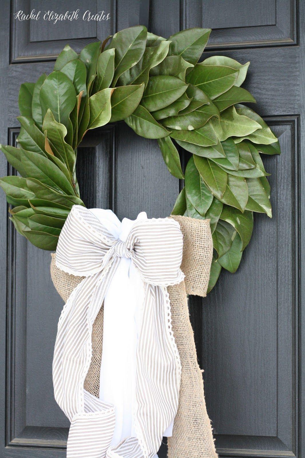 http://www.rachelelizabethblog.com/2015/12/christmas-front-porch.html