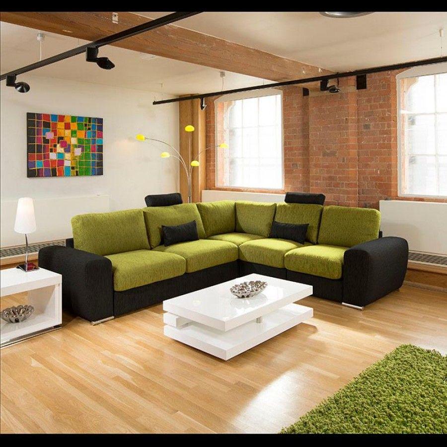 Massive Modern High Quality Sofa / Settee Corner Group ...