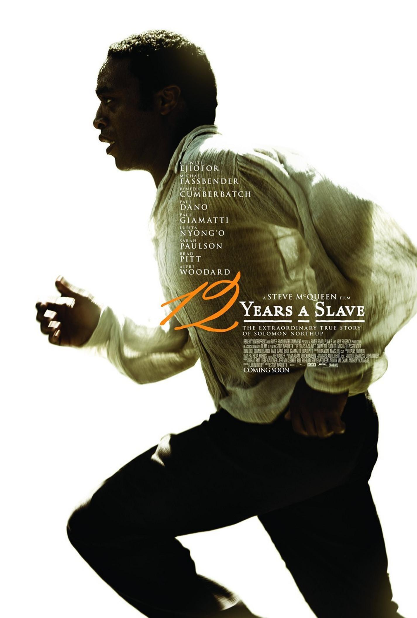 12 anos escravo.