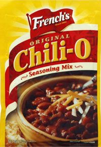 French S Chili O Seasoning Mix Seasoning Mixes Favorite Chili Recipe Chili O Recipe