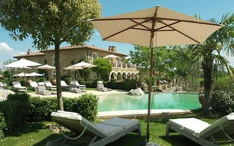 Borgo Santo Pietro- Must go here