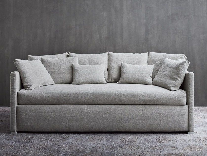 Divano Letto Singolo Flou.Download The Catalogue And Request Prices Of Biss Sofa Bed By