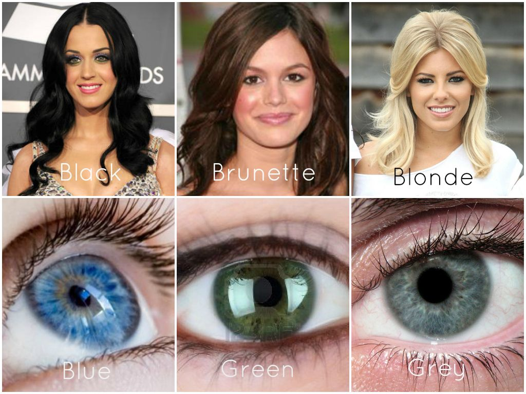 Cool Warm Hair Colors For Neutral Skin Tone Make Up Beauty