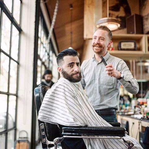 Rockabilly barber melbourne