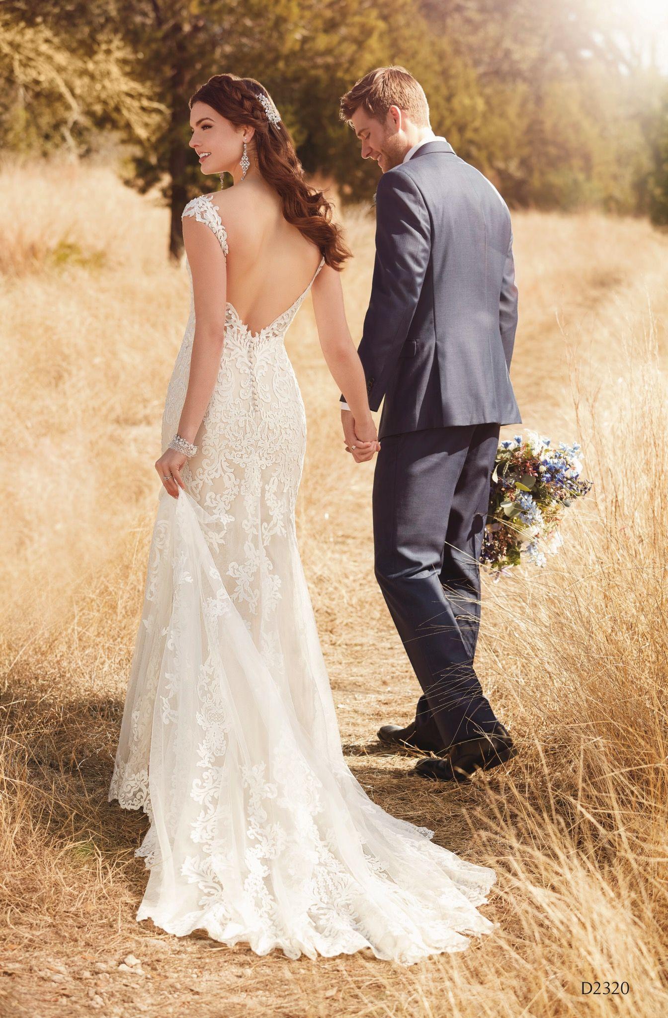 83e9ebb74927 D2320 Lace Wedding, Ethereal Wedding Dress, 2017 Wedding, Wedding Dress  Sizes, Backless