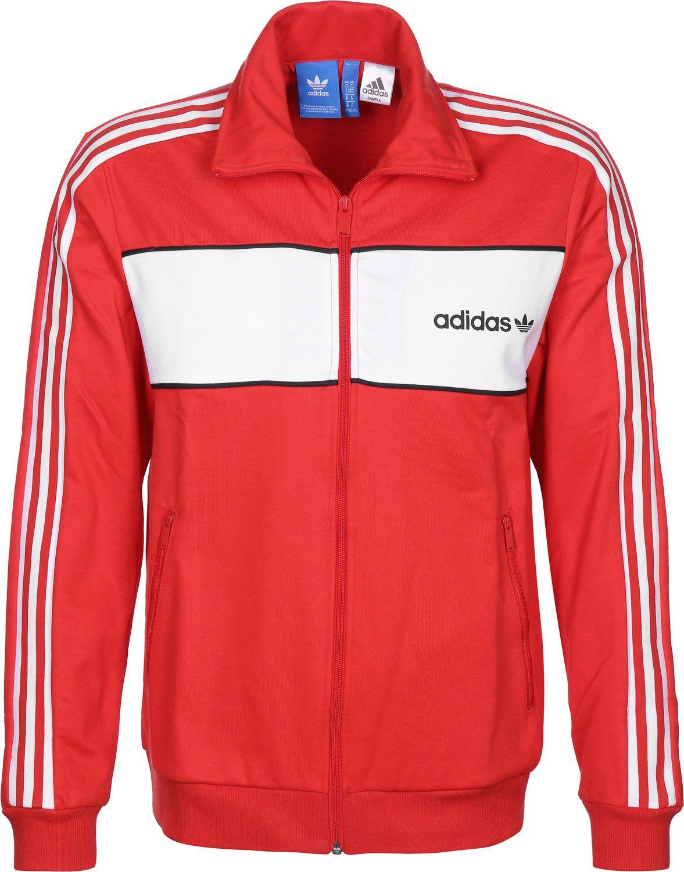 veste adidas homme rouge