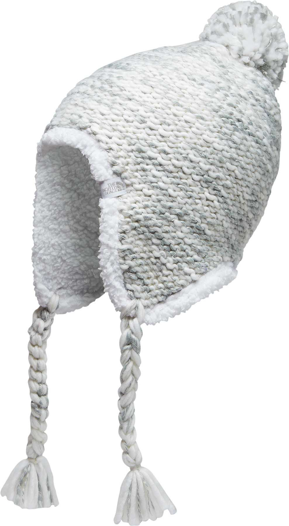 The North Face Girls  Fuzzy Earflap Beanie adf58eb2a93b
